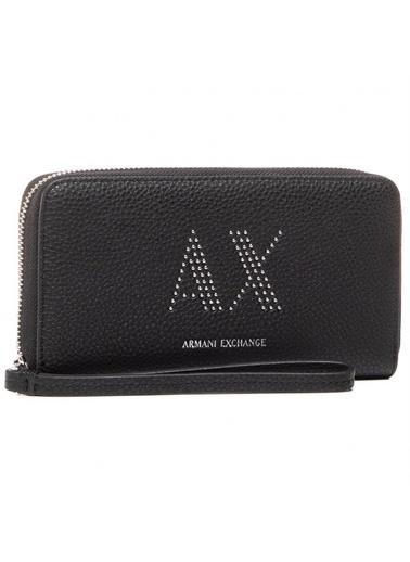 Armani Exchange Kadin Cüzdan 948068-Cc284-00020 Siyah